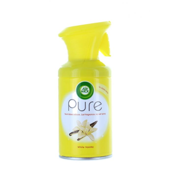 Airwick Spray odorizant camera 250 ml Pure White Vanilla