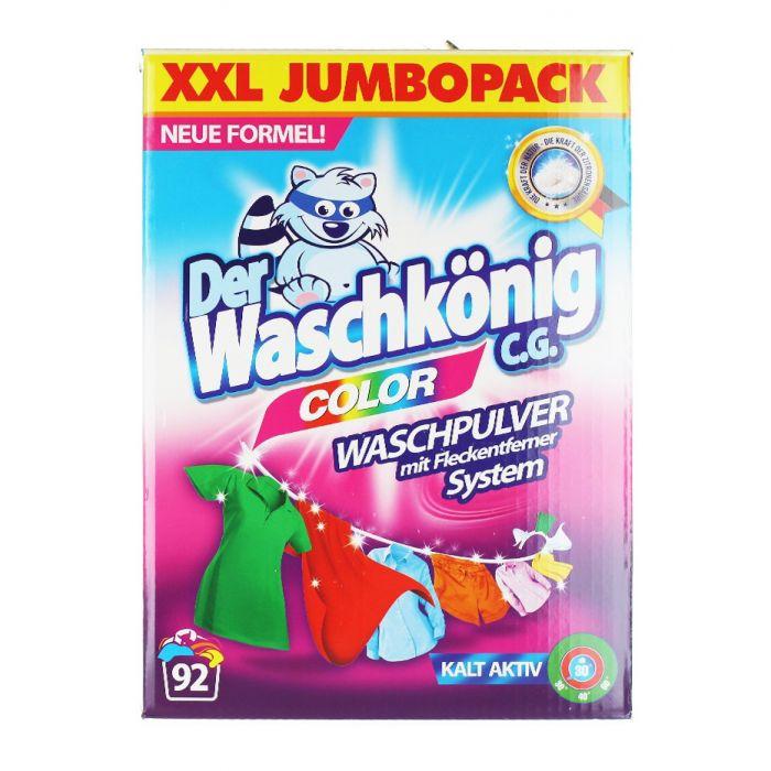 Der Waschkonig detergent automat 7.5 kg 92 spalari Color