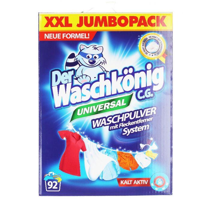 Der Waschkonig detergent automat 7.5 kg 92 spalari Universal