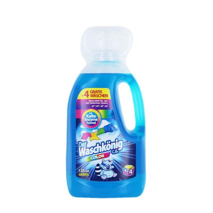 Der Waschkonig Detergent lichid 1.625 L 46 spalari Color