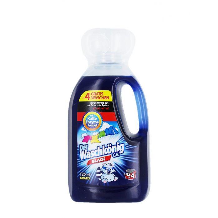 Der Waschkonig Detergent lichid 1.625 L 46 spalari Black