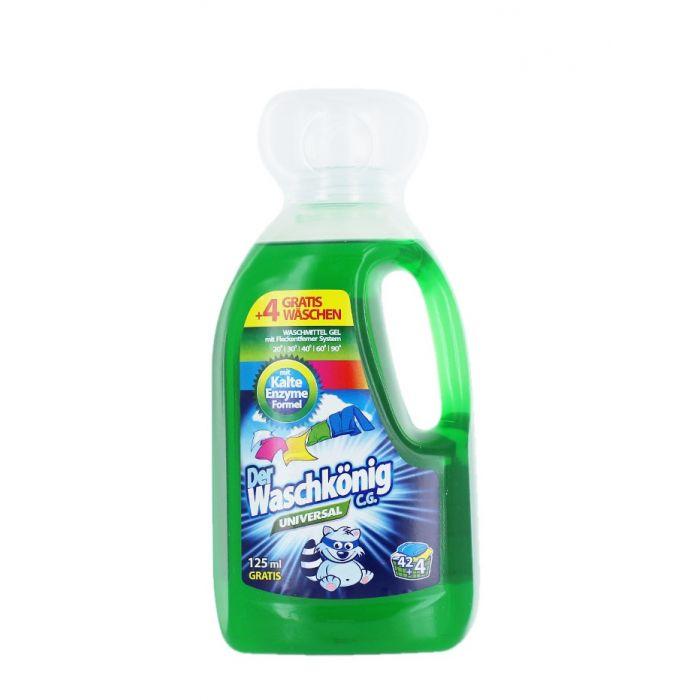 Der Waschkonig Detergent lichid 1.625 L 46 spalari Universal