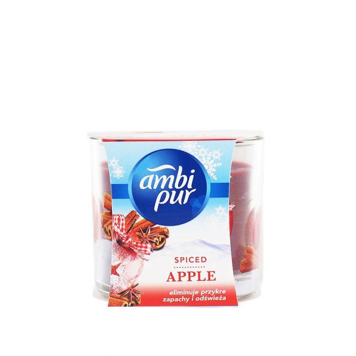 Ambi Pur Lumanare odorizanta 100 g Spiced Apple