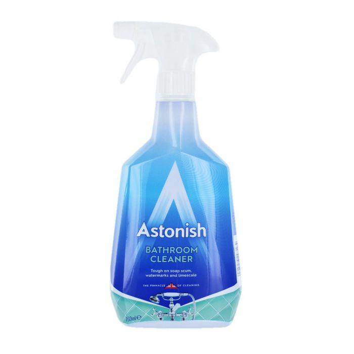 Astonish Solutie curatat baie cu pompa 750 ml