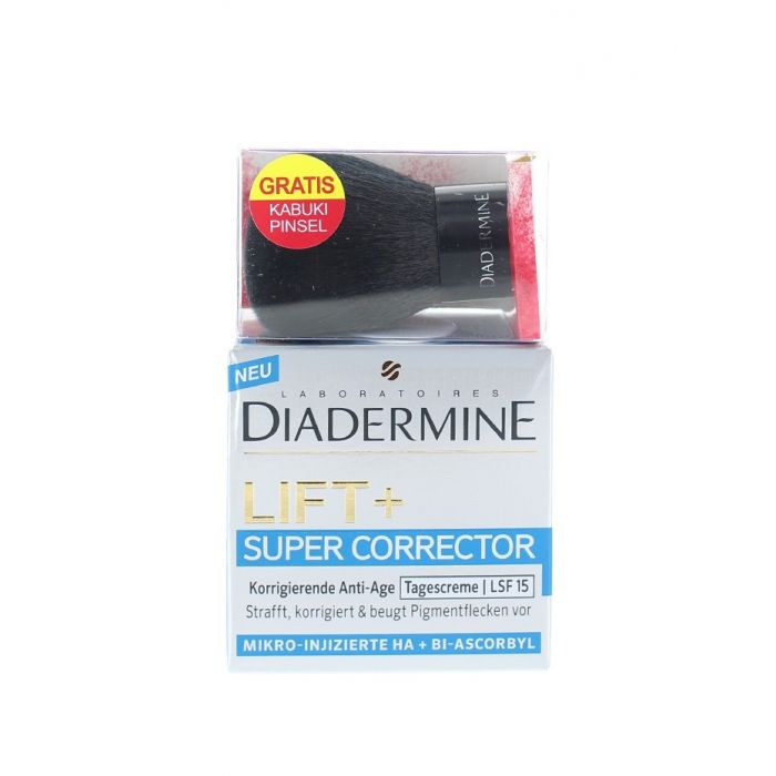 Diadermine Crema antirid + pensula aplicare pudra 50 ml Lift +