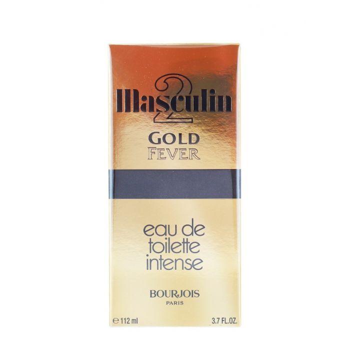 Bourjois Parfum 112 ml 2 Masculin Gold Fever
