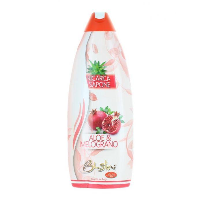 Blustone Liabel Sapun lichid 1l Aloe & Melograno