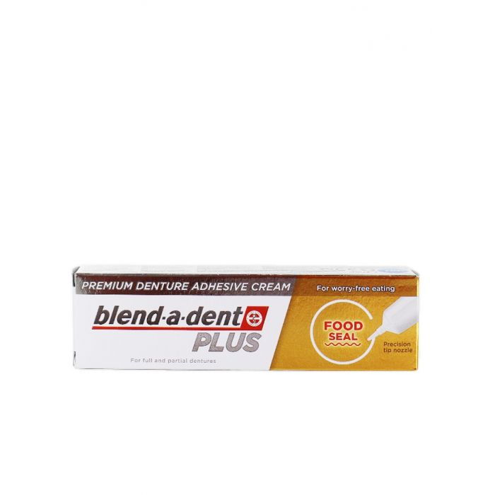 Blend-a-dent Adeziv lipit proteza 40 g Plus Food Seal