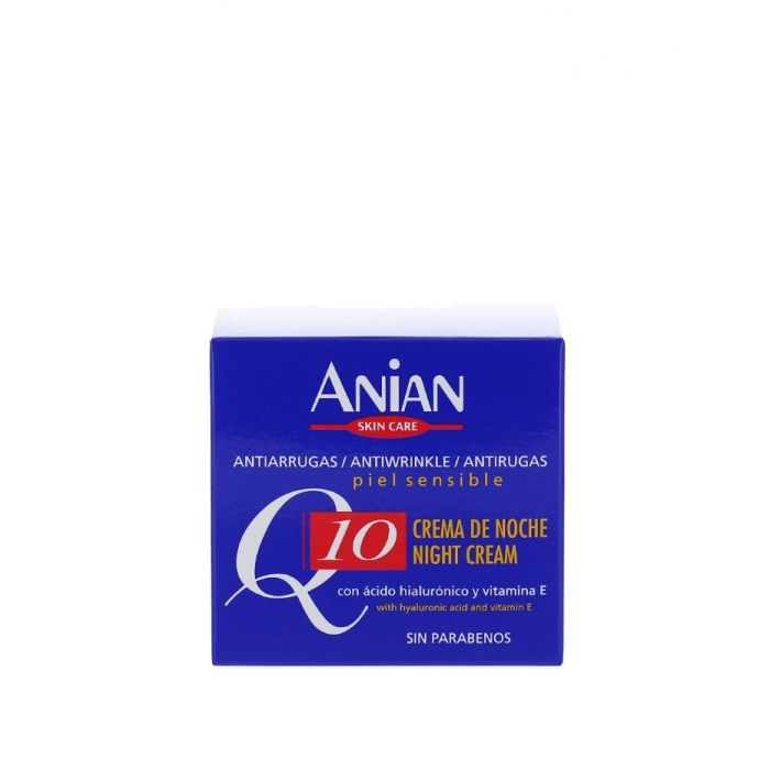 Anian Crema de noapte 50 ml Q10