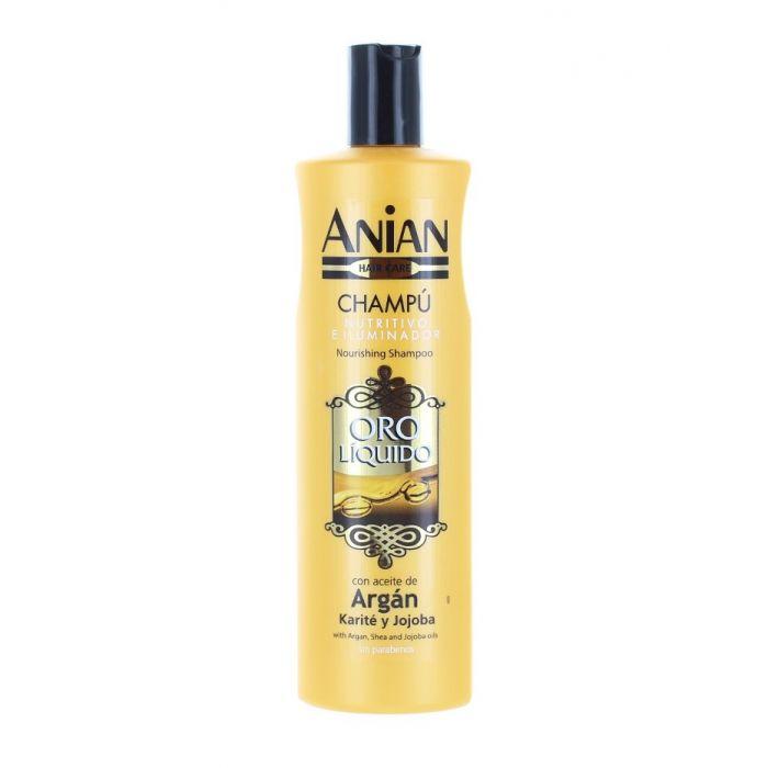 Anian Sampon 400 ml Oro Liquido
