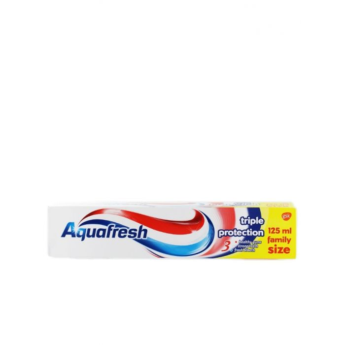 Aquafresh Pasta de dinti 125 ml Triple Protection