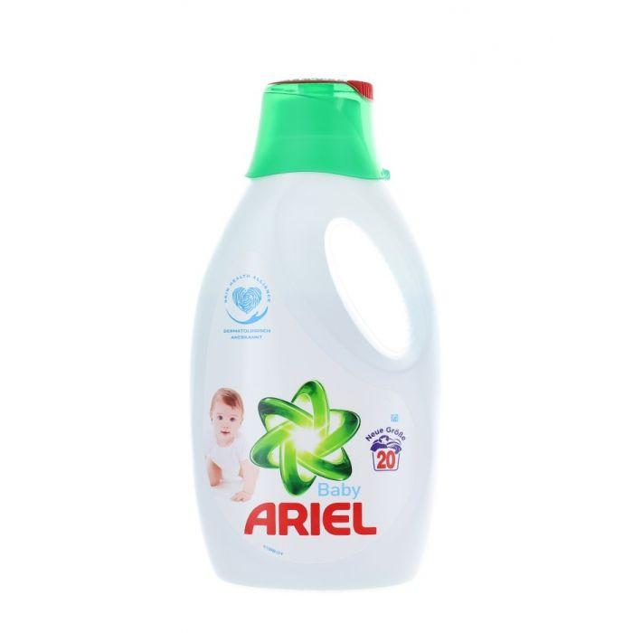Ariel Detergent lichid 1.3 L 20 spalari Baby