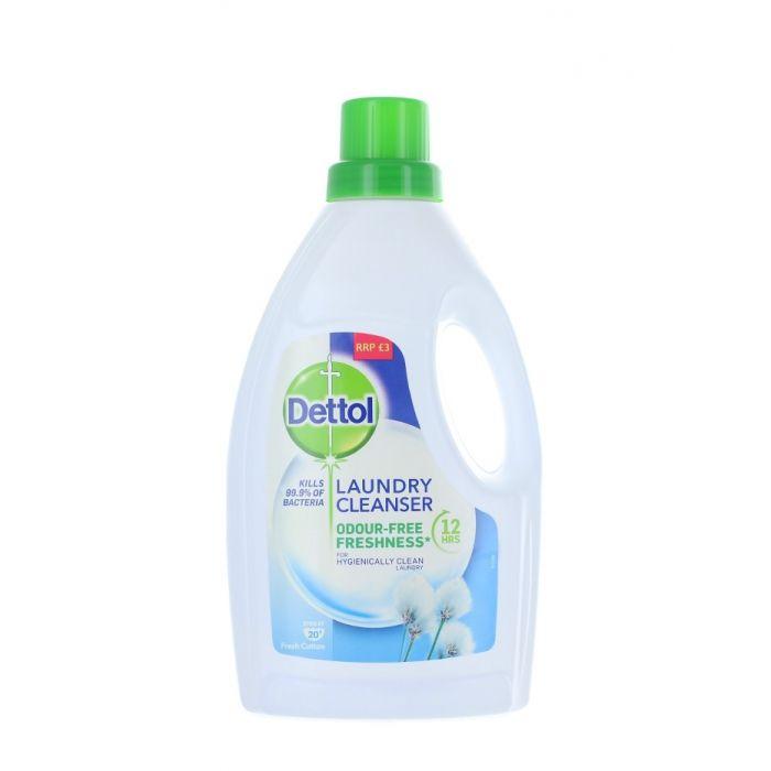 Dettol Solutie dezinfectant pentru haine 1l Odour-Free Freshness