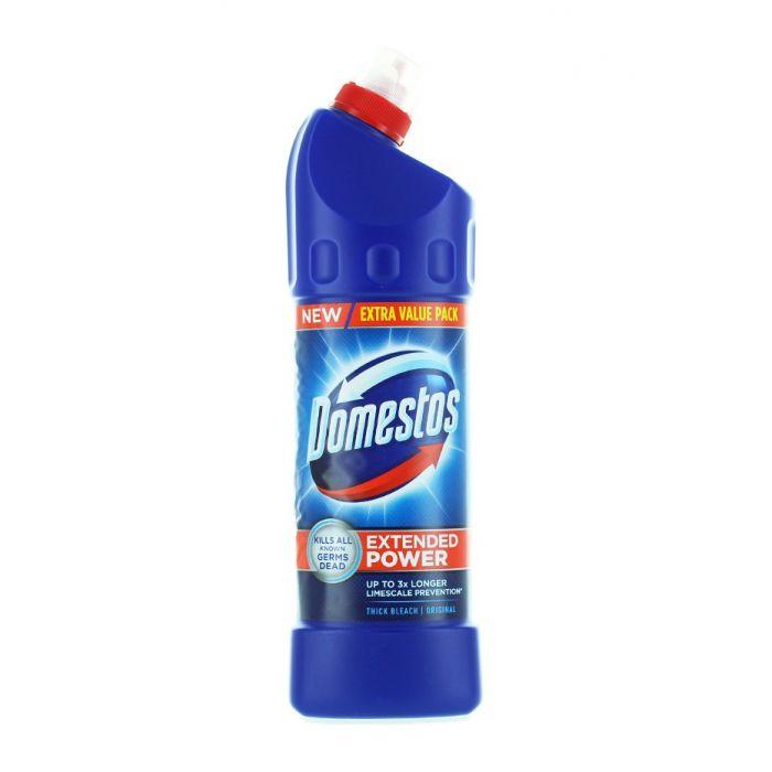 Domestos Dezinfectant wc 850 ml Original albastru inchis