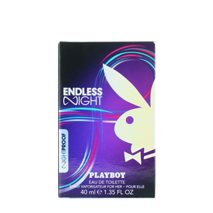 Playboy Parfum femei in cutie 40 ml Endless Night