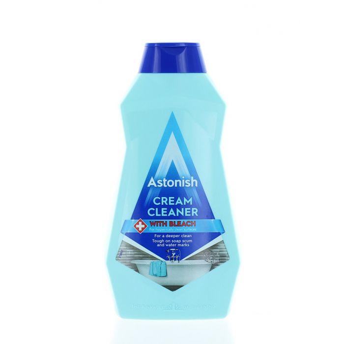 Astonish Crema de curatat cu inalbitor 500 ml