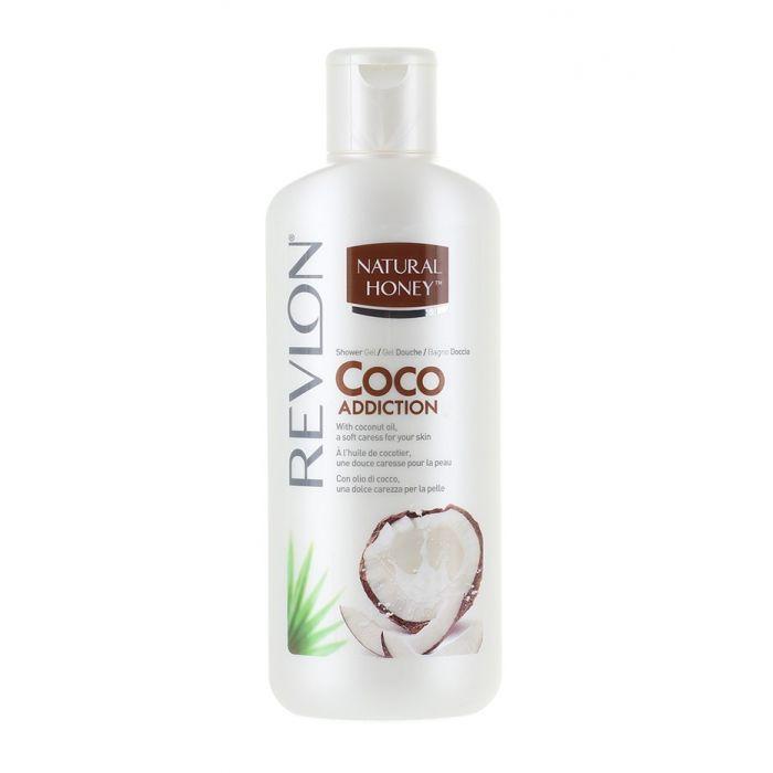 Revlon Gel de dus 650 ml Coco Addiction
