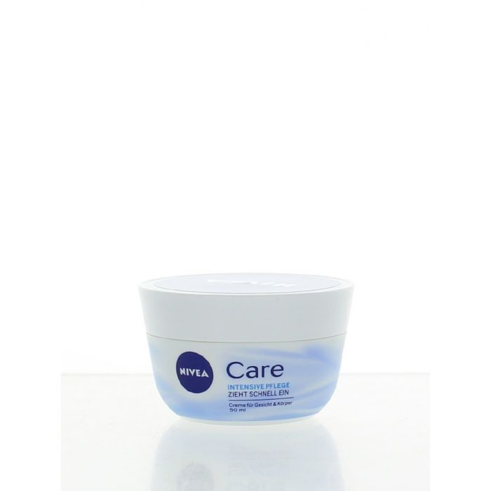 Nivea Crema Care 50 ml Intensive