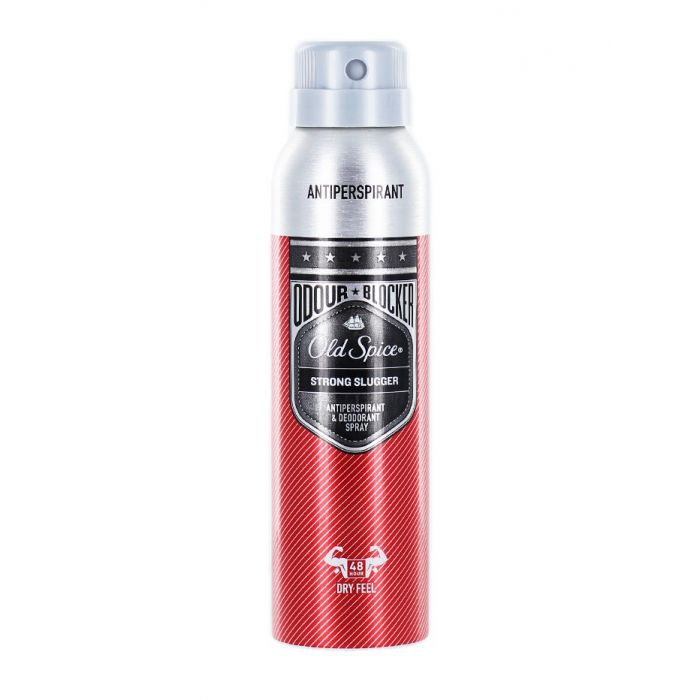 Old Spice Spray deodorant 150 ml Odour Blocker Strong Slugger
