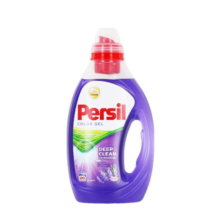 Persil Detergent lichid 1 l 20 spalari Color Gel Lavanda