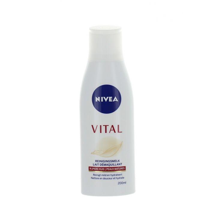 Nivea Demachiant Lapte 200 ml Vital