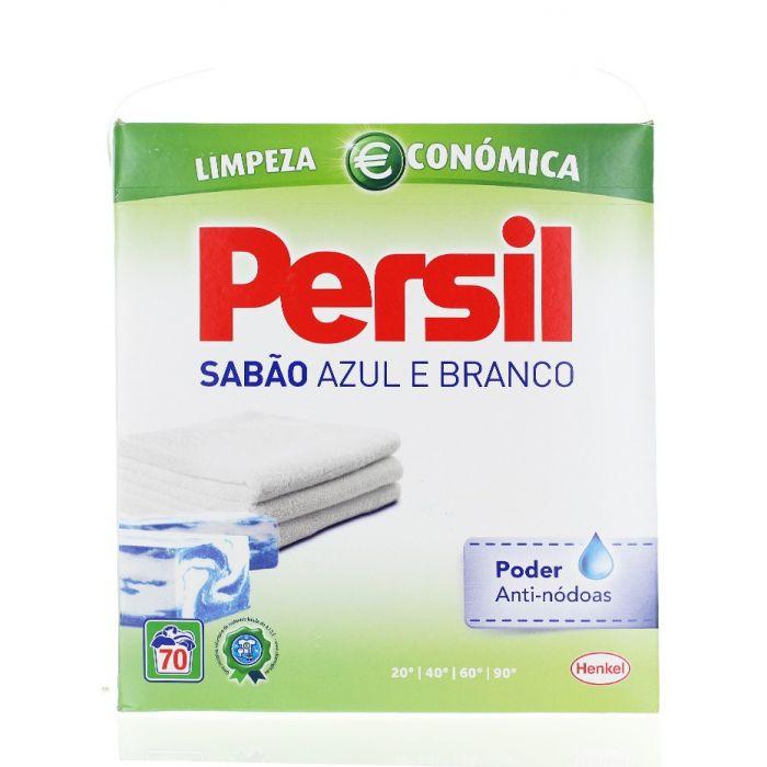 Persil Detergent automat 3.71 kg 70 spalari Sabao Azul E Branco