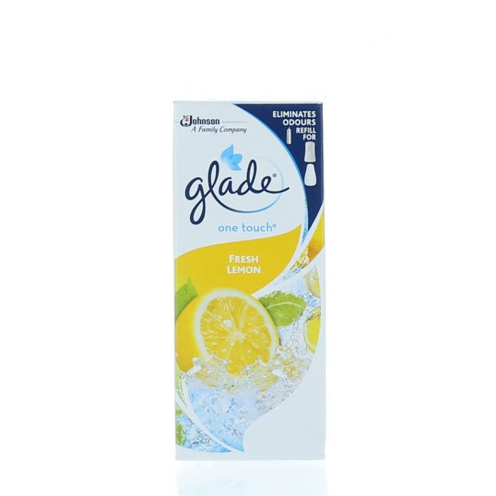 Glade rezerva odorizant 10 ml Fresh Lemon