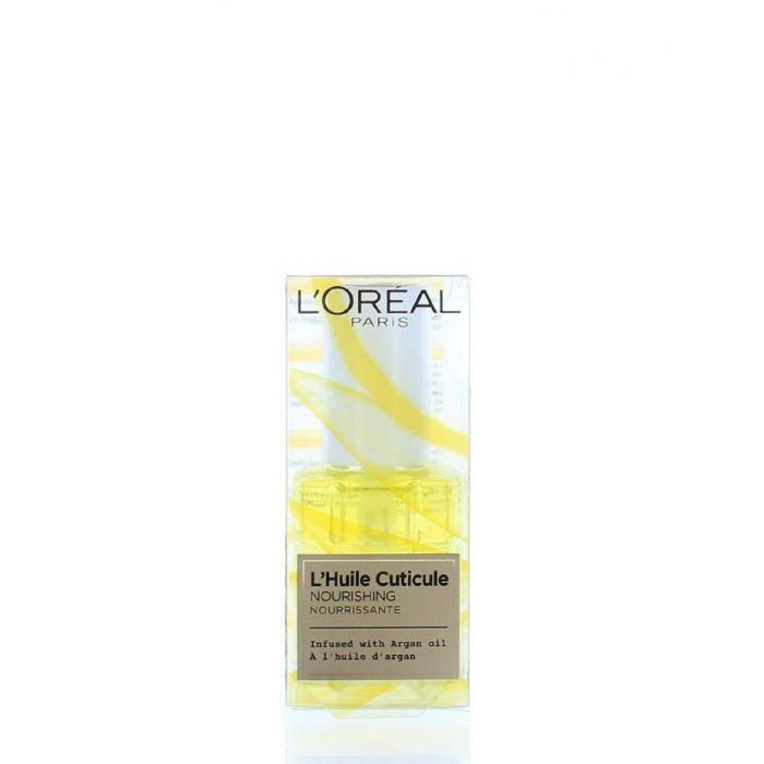 L'oreal Tratament Unghii Si Cuticule 13.5  ml Argan Oil