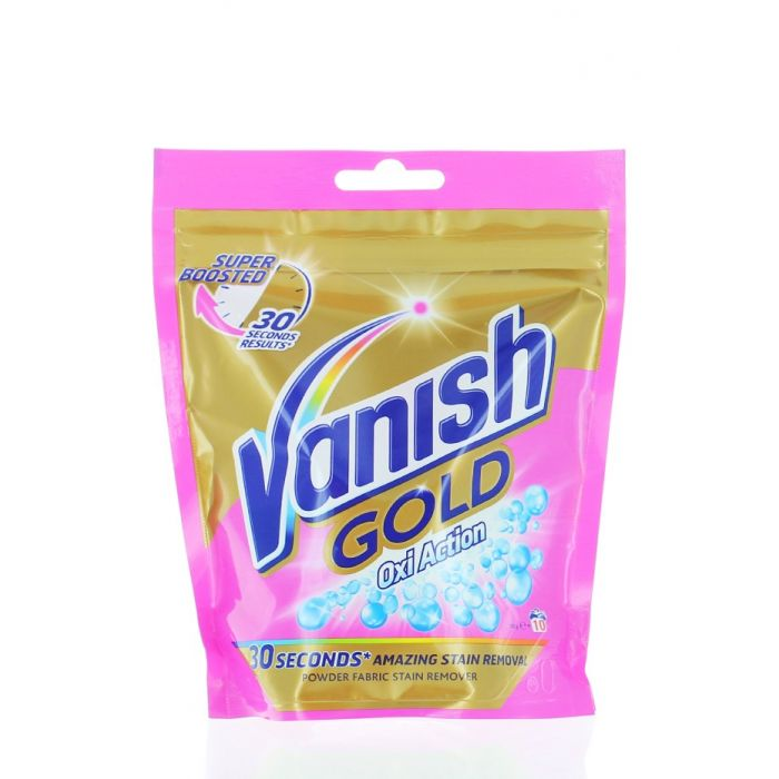 Vanish Detergent praf pt. indepartarea pete 300 g Oxi Action Gold