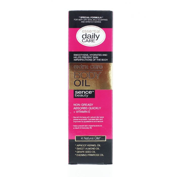 Sence Beauty Ulei de corp 100 ml Extra Care Dry Skin