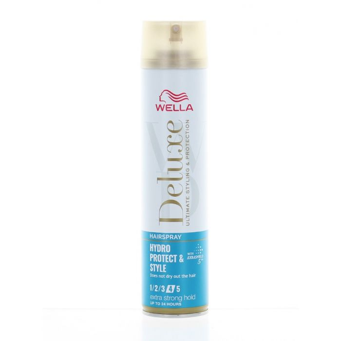 Wella Deluxe Fixativ de par 250 ml Hydro Protect&Style Nr:4 Extra Strong Hold
