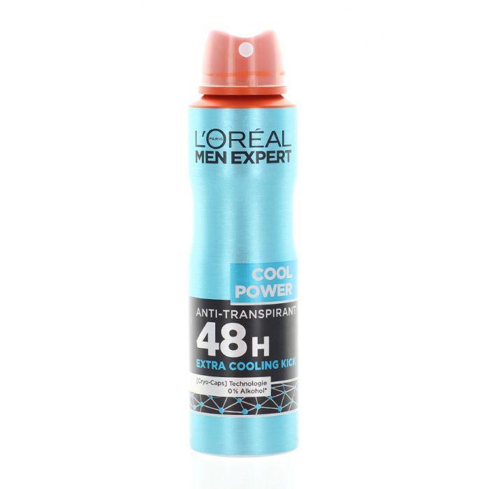 L'oreal Men Expert Spray deodorant barbati 150 ml Cool Power