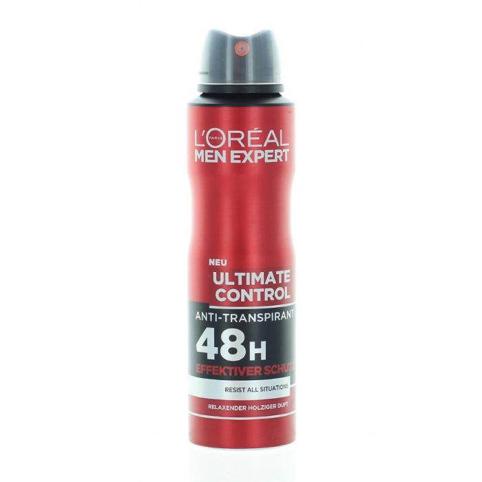 L'oreal Men Expert Spray deodorant barbati 150 ml Ultimate Control