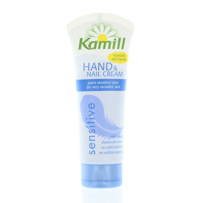 Kamill Crema de maini si unghii 100 ml Sensitive
