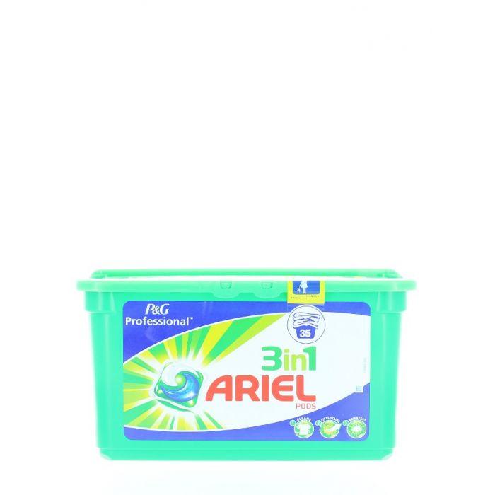 Ariel Detergent capsule 3in1 35 buc Professional