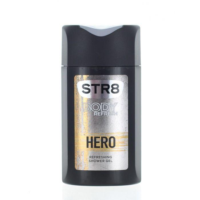 STR8 Gel de dus 250 ml Hero (design vechi)