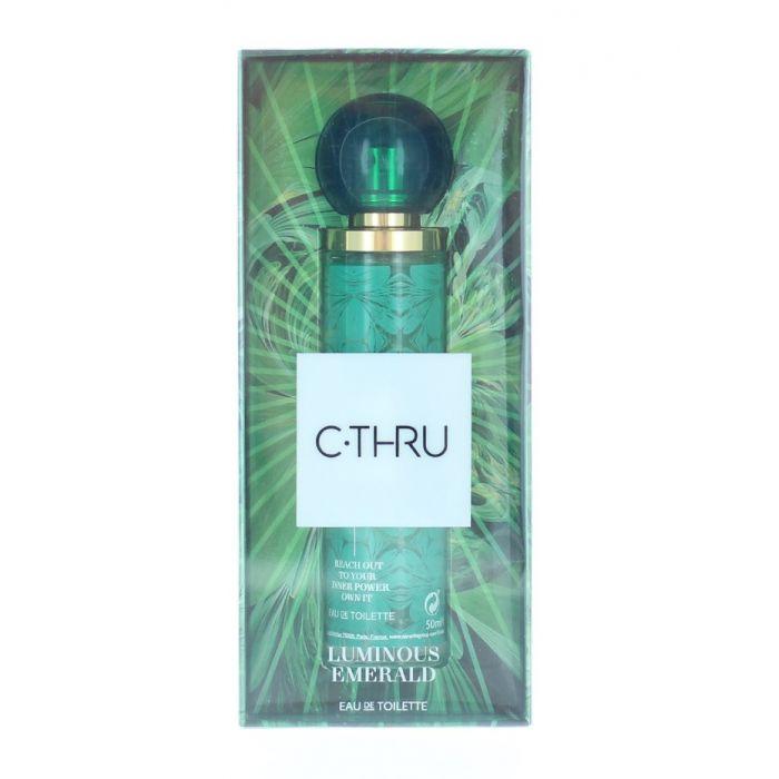 C-Thru Parfum femei 50 ml Luminous Emerald