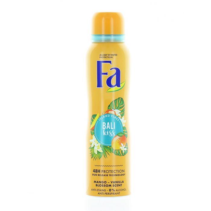 Fa Spray deodorant 150 ml Bali Kiss