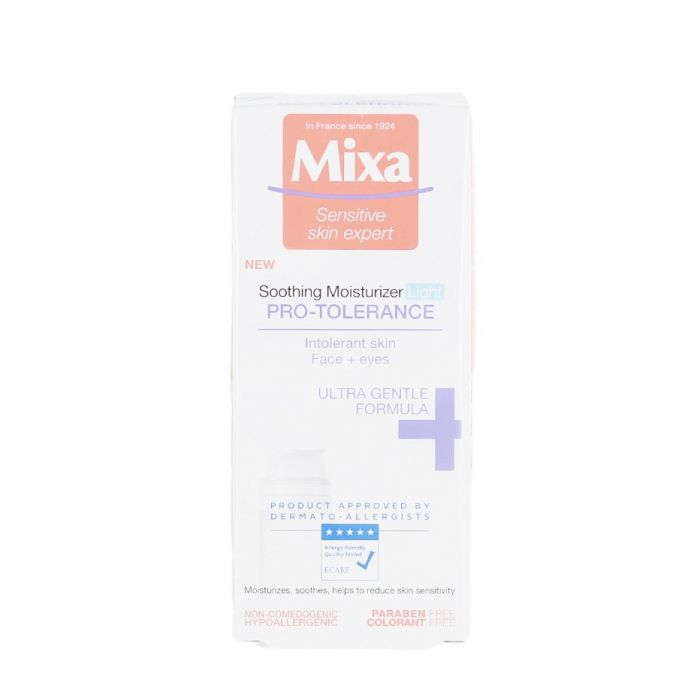 Mixa Crema hidratanta de fata 50 ml Pro-Tolerance