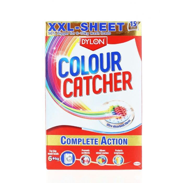Dylon Absorbant de culoare 15 buc Colour Catcher