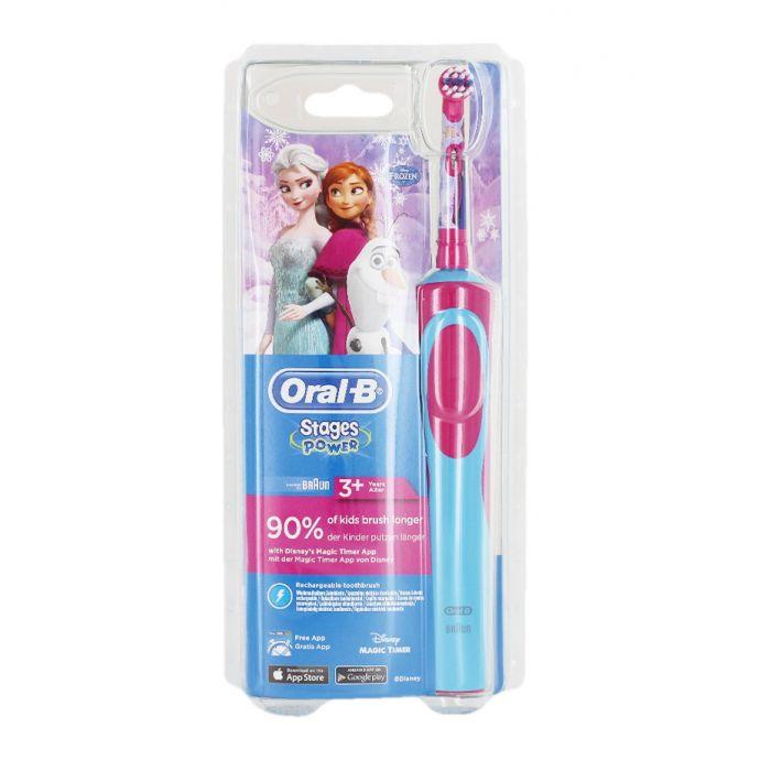 Oral-B Periuta de dinti electrica pentru copii Frozen 3+Ani