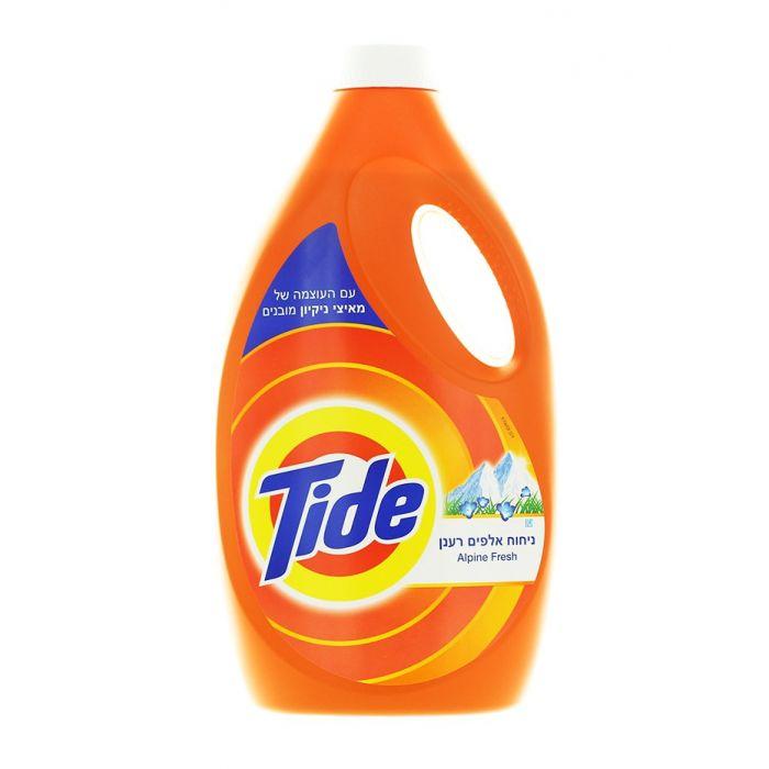 Tide Detergent lichid 2.48L 62 spalari Alpine Fresh