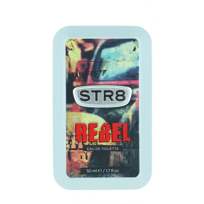 STR8 Parfum in cutie metalica 50 ml Rebel