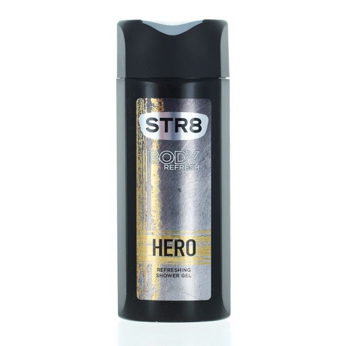STR8 Gel de dus 400 ml Hero (design vechi)