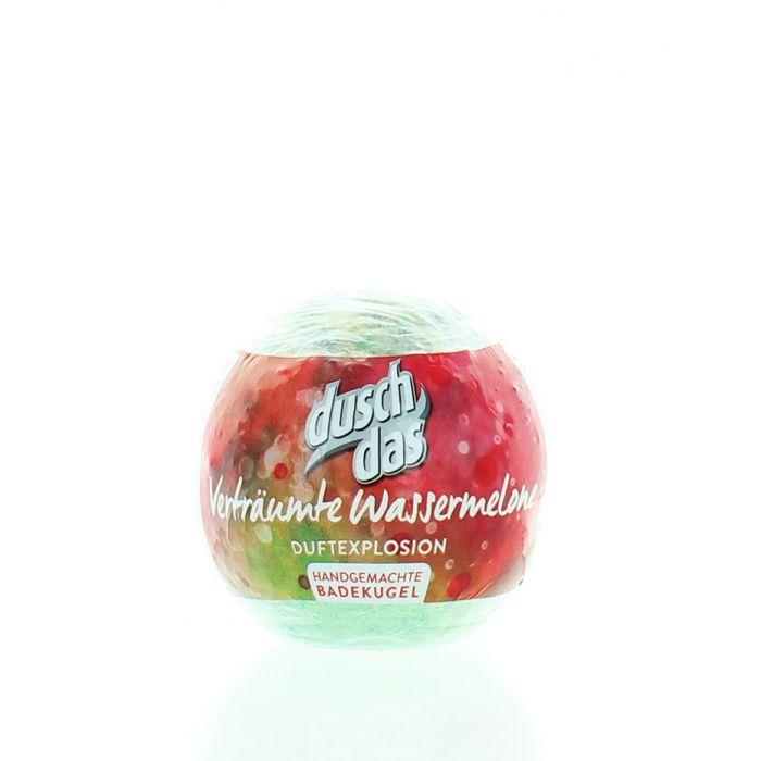 Duschdas Bila efervescenta pentru baie 100 g Water Melon