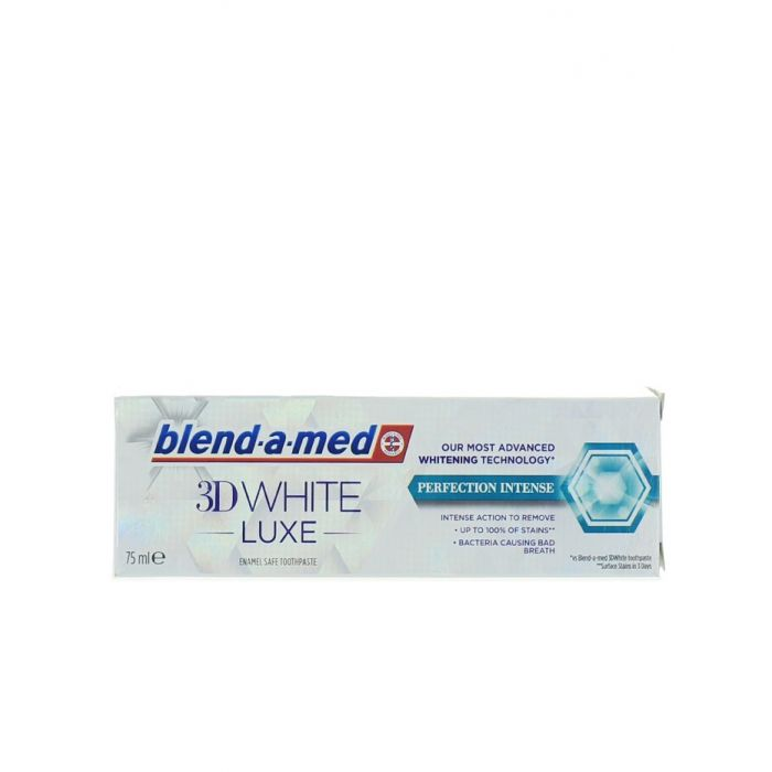 Blend-a-med Pasta de dinti 75 ml 3D White Luxe Perfection Intense