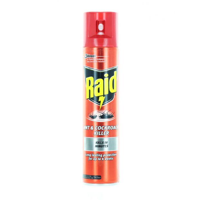 Raid Spray anti gandaci & furnici 300 ml