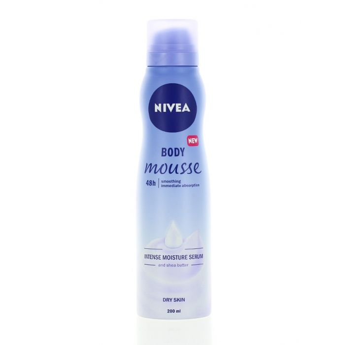 Nivea Crema-Spuma pentru corp 200 ml Intense Moisture