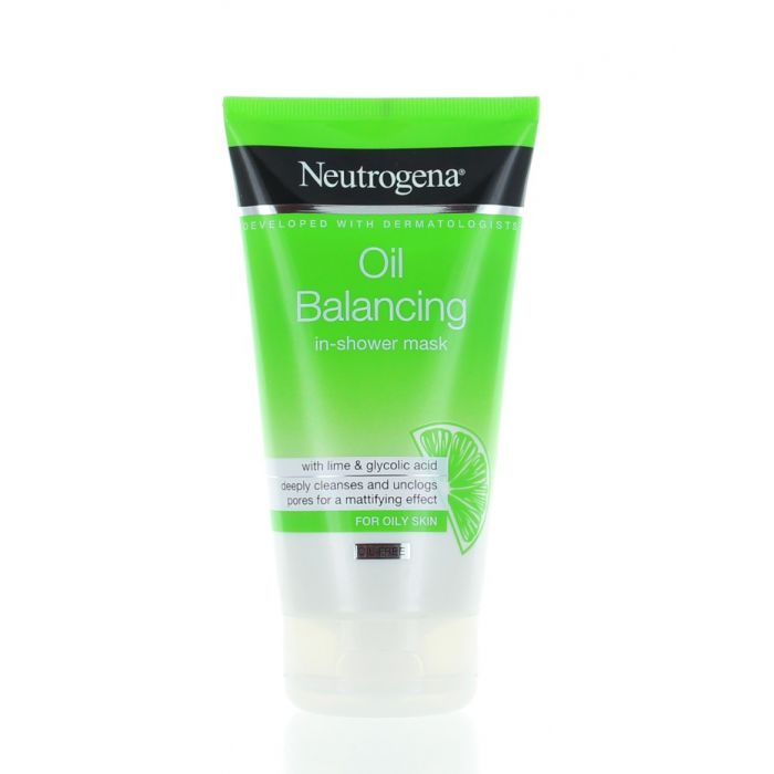 Neutrogena Masca de fata(sub dus) 150 ml Oil Balancing