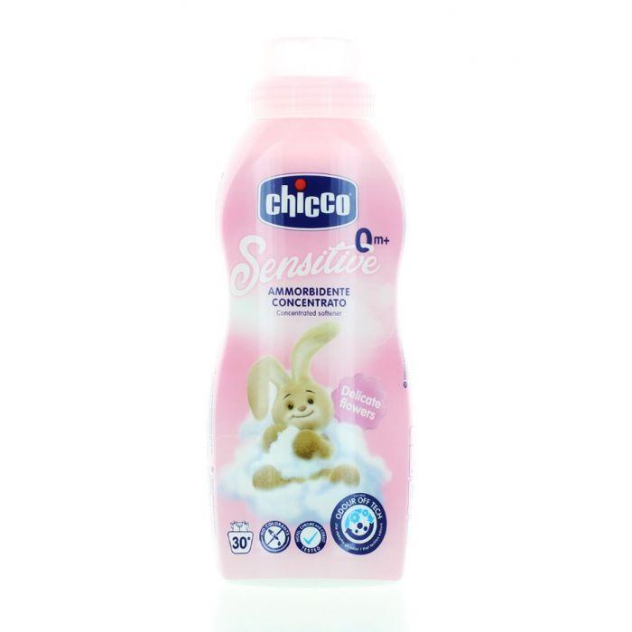 Chicco Balsam de rufe 750 ml Sensitive Skin Delicate Flowers O m+(ROZ)